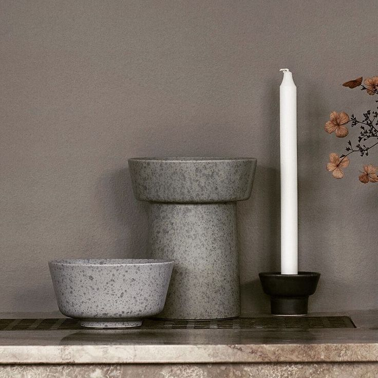 NEW Ombria is a beautiful service series with a raw and simple idiom- gorgeous, ceramic, design