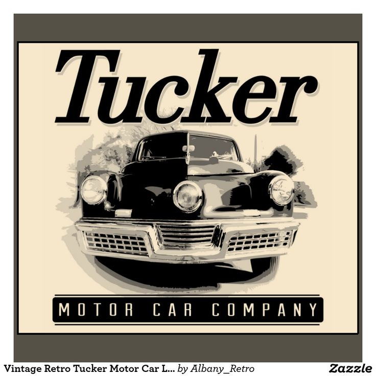 tucker car company essay We will write a custom essay  if a man works hard enough to go to school and start at the bottom of the company,  no one needed material things as a nice car.