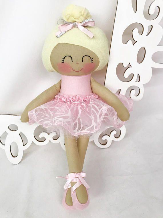 Ballerina Doll Fabric Dolls Cloth Baby Doll Dancing Doll