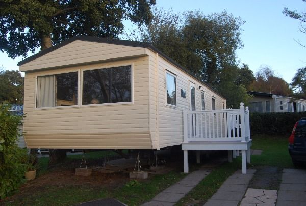 For Hire - Static Caravan for Hire on Rockley Park, Poole