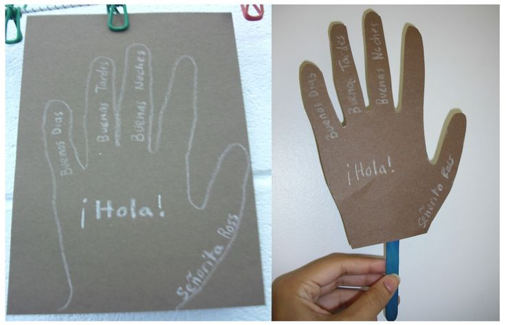 Spanish Classroom Door Decorations | Spanish Simply