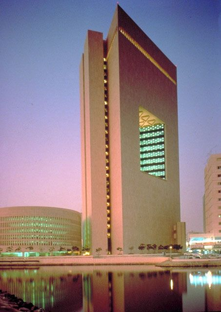 1988 laureate / Gordon Bunshaft / National Commercial Bank, Jiddah SAU