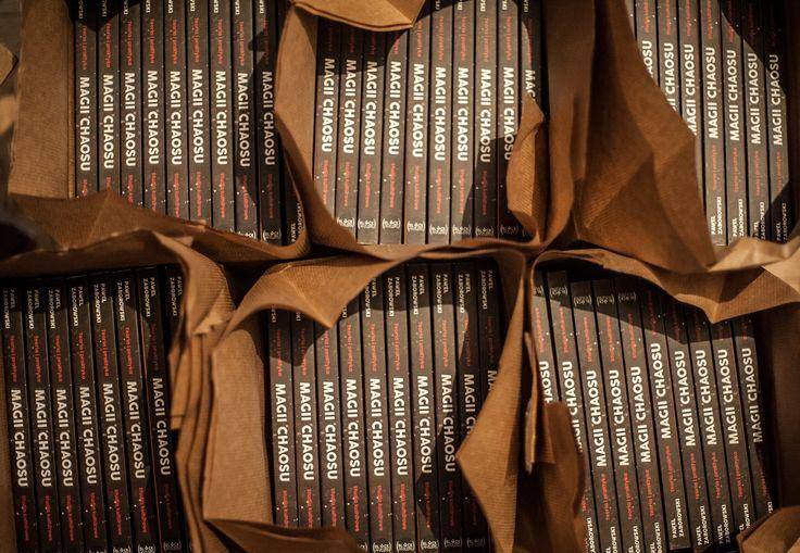 Prosto z drukarni nadeszła nasza najnowsza pozycja autorstwa Pawła Zaborowskiego. By nasi czytelnicy się nie denerwowali czekając na dostawę, zrezygnowaliśmy z opcji pre-order. Tym samym książka jest już do nabycia, a pierwsze 50 egz. oferujemy w...