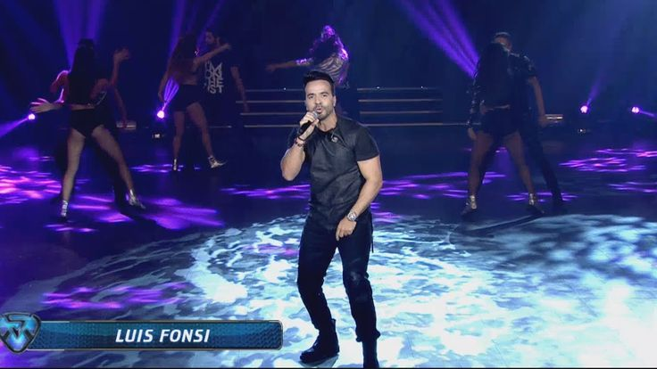 "Luis Fonsi - ""Despacito"" en vivo en Showmatch - YouTube"