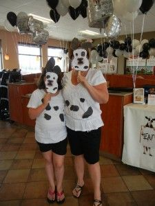 Chick-fil-A Cow Appreciation Day 2012