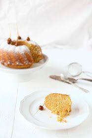 sabrinasue: apple butternut cake with caramelized hazelnuts | Desserts ...