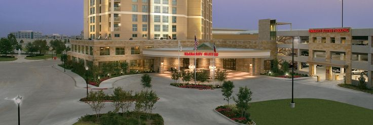 Embassy Suites Dallas-frisco Hotel, Convention Center & Spa, Tx - Exterior