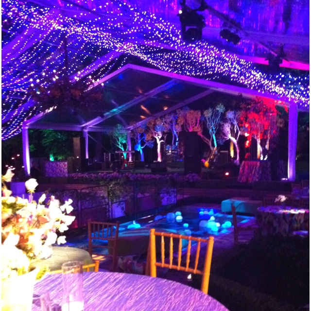 Debutante party set up filipino 18th birthday debut for 18th birthday party decoration