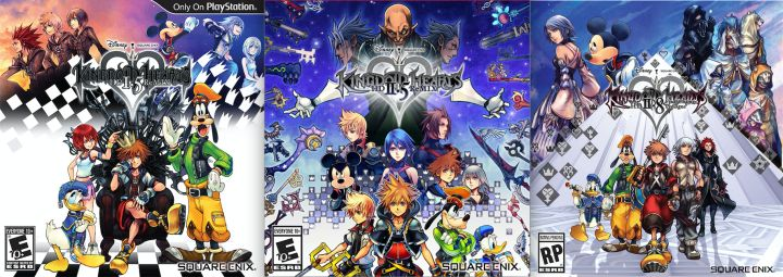 Kingdom Hearts Director Says HD Compilations Contain Message About Kingdom Hearts 3  The box art for Kingdom Hearts HD 1.5 ReMix Kingdom Hearts HD 2.5 ReMix and Kingdom Hearts HD 2.8 Final Chapter Prologue were designed with several secrets linking them together and to Kingdom Hearts III director Tetsuya Nomura has revealed.  In an interview with Dengeki PlayStation translated by KH13.com Nomura explains that the designs of these three illustrations were made to work together to show the…