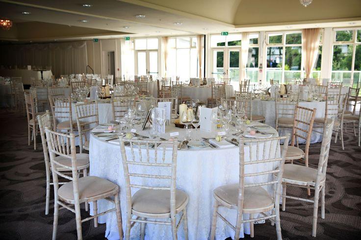 Table decor Lough Eske Donegal Wedding Photography