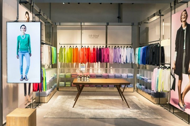 United Colors of Benetton Concept Store, Milan – Italy