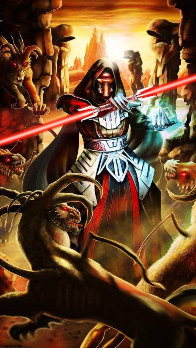 Darth Revan Star Wars