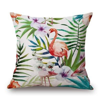 Tropical Paradise 18 x 18 Pillow Cove