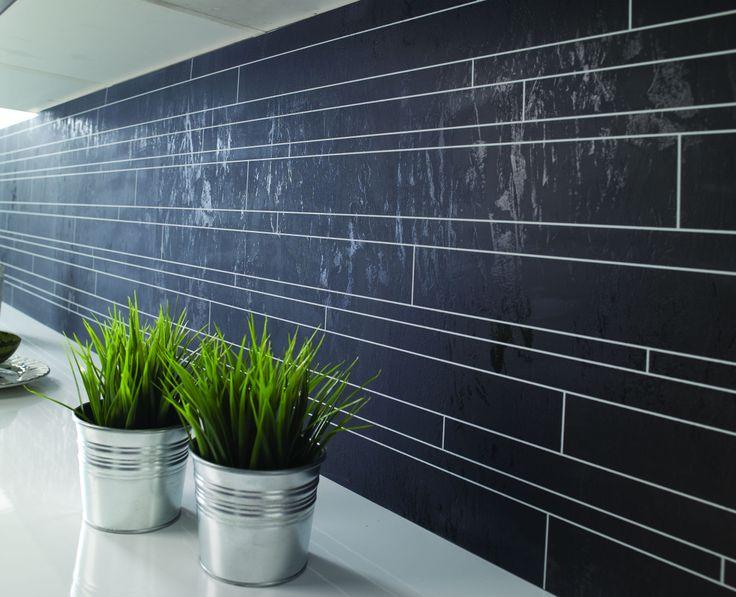 "Elegant med ""Black"". Kitchen Board fra Fibo-Trespo. http://fibo-trespo.no/"