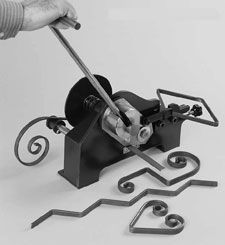 Metal bending for iron projects!!
