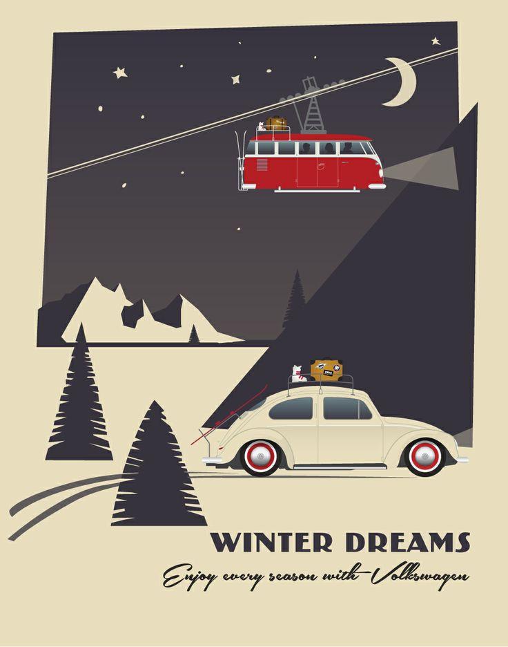 VW Illustration - For more illustrations see: www.facebook.com/retrosplitcom
