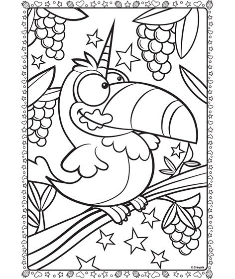 Pin On Crayola Coloring Pages