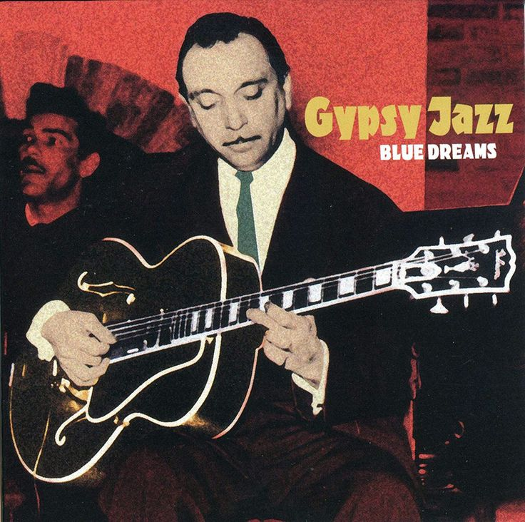 album gypsy jazz blue dreams de django reinhardt. Black Bedroom Furniture Sets. Home Design Ideas