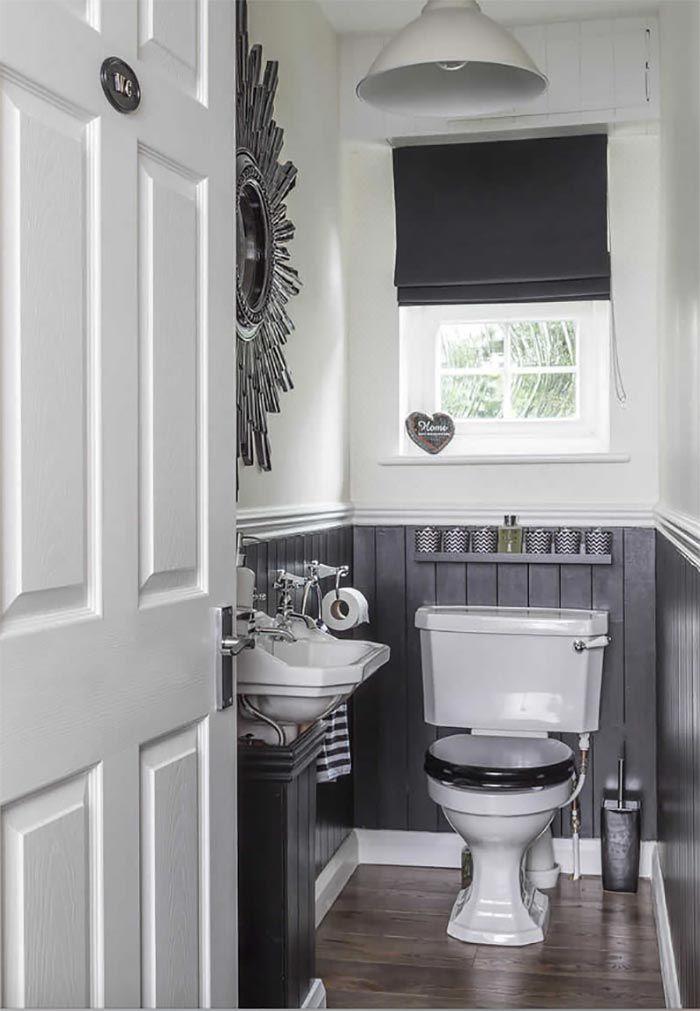 M s de 1000 ideas sobre ba os peque os grises en pinterest ba os de color gris claro cuartos - Banos grises ...