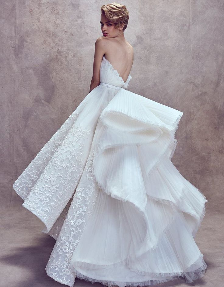 Angelic Softness of a Bridal Collection by Ashi Studio: articles and DIYs – Livemaster