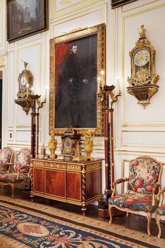 Robert De Balkany Rue De Varenne Paris Evening Sale