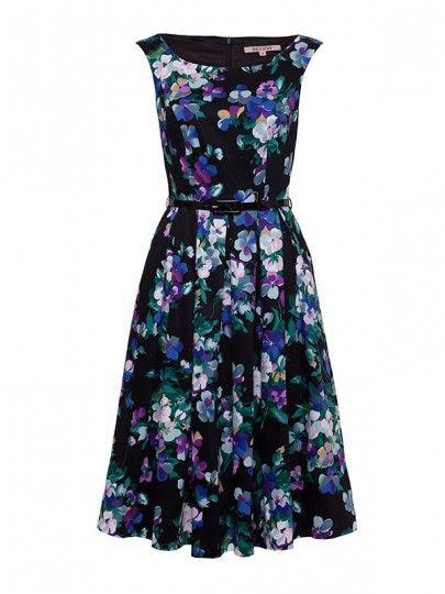 Midnight Bloom Prom Dress | Length 109cm