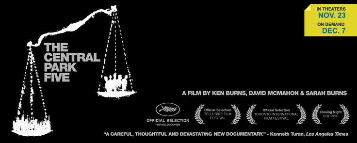 The Central Park Five (Ken Burns, Sarah Burns, David Mcmahon 2012)