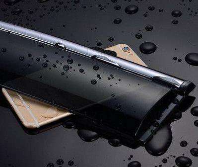 for KIA   Sportage KX5 2016-2017 Car Window visor sun visor Rain Shade Rainproof Blades Visor Awnings shelters