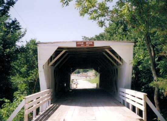 Bridges of Madison County (IA)