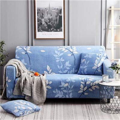 elastic sofa cover sectional stretch slipcovers for living room rh pinterest com