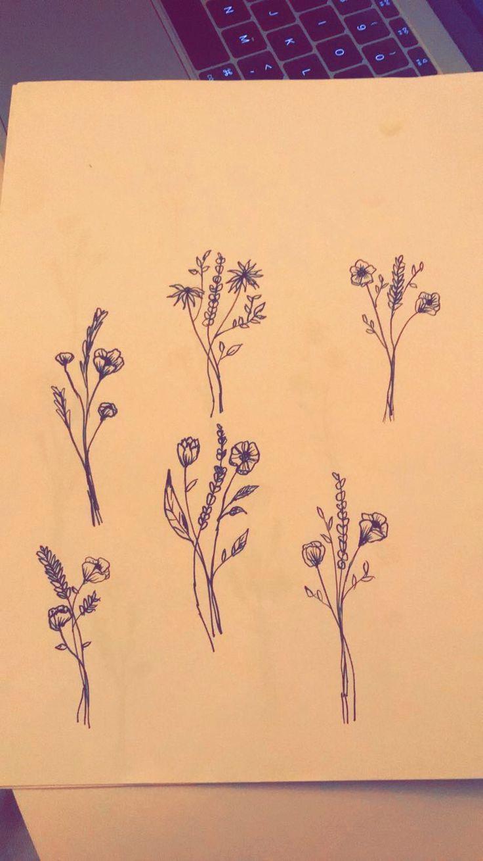 Blumentattoo #tattoos #flowertattoos