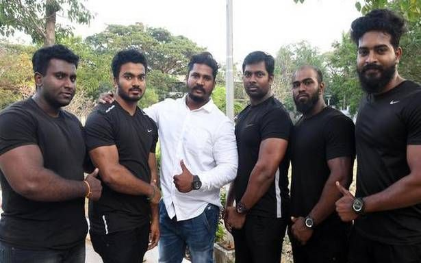 Celebrity Fitness Kamal Haasan To Ajith Kumar Meet The Bouncers Who Guard Your Favourite Stars In 2020 Celebrity Workout Celebrities The Expendables