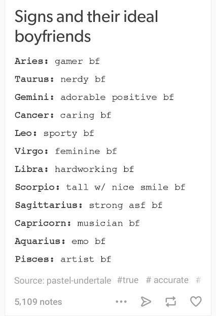 Horoscope singles