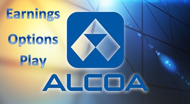Full Options Play on Alcoa Corporation (AA) Ahead of Earnings - Get Charts, Analysis and Trade Setup on My Trading Buddy Markets Analysis Magazine