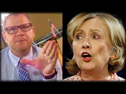 You Tube: Secret recordings proving the DNC and Killary's campaign are instigating conflict at Trump's rallies to portray his followers as being violent.  All on tape: They even pay mentally ill and homeless people to incite fighting. Killary knows that she doesn't have a chance at the holy grail without using dirty tactics.