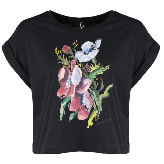 Bluzka organic, akwarela kwiaty polne. Doskonała na prezent na Dzień Mamy Blouse organic, watercolor wild flowers