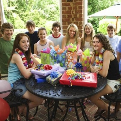 Interesting Teenage Birthday Party Ideas What the heck, give a look for dude ;-) lol