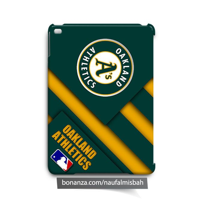 Oakland Athletics Cool iPad Air Mini 2 3 4 Case Cover