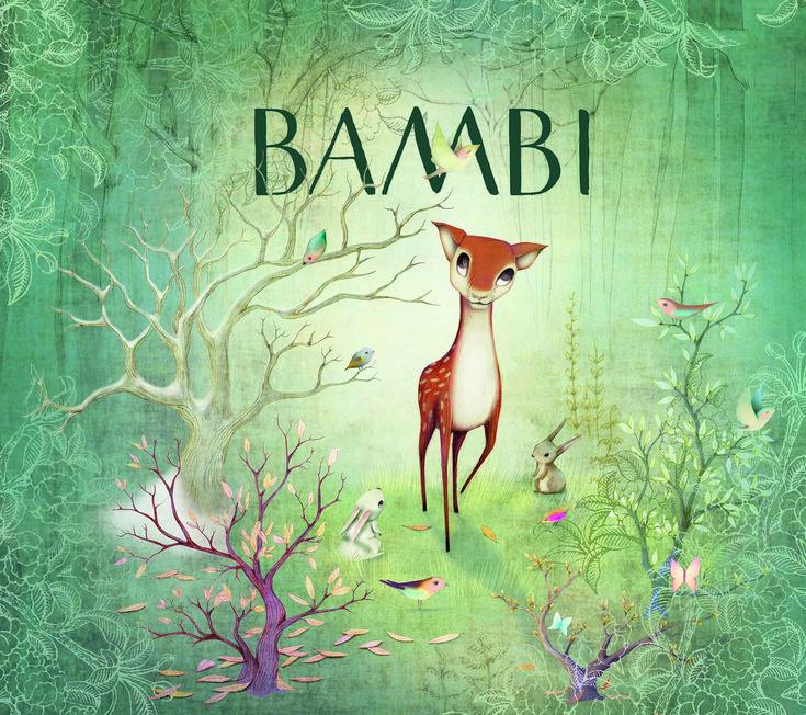 'Je bent nu geen kleintje meer, Bambi!' zei zijn moeder. 'Je moet leren om op eigen benen te staan.' Maar als Bambi op een dag alleen in het bos speelt en er ineens een mach…
