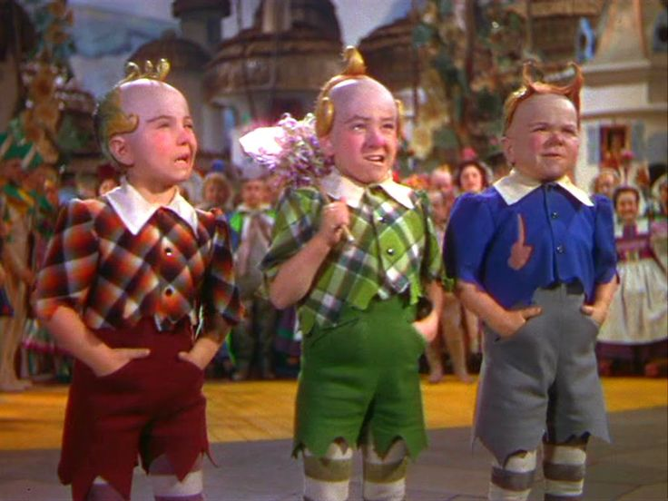 munchkin wizard of oz pictures | Family-Friendly Halloween Movie Countdown