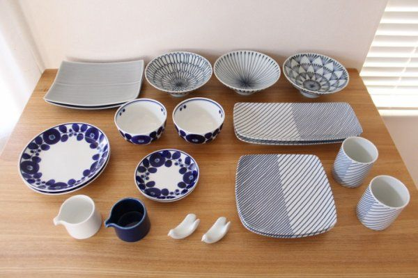 まるで北欧食器のようなモダンなデザインが人気の「波佐見焼(はさみやき)」。値段も手ごろで種類も豊富!!それぞれの窯元が個性的なので、必ずお気に入りの食器が見つかるはず♡