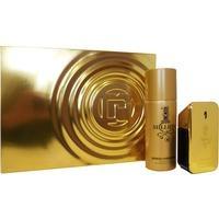 Paco Rabanne Herrendüfte 1 Million GeschenksetEau de Toilette Spray 50 ml + Deodorant Spray 150 ml 1 Stk.