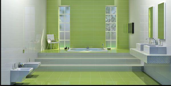 Νέα σχέδια σε πλακάκια μπάνιου