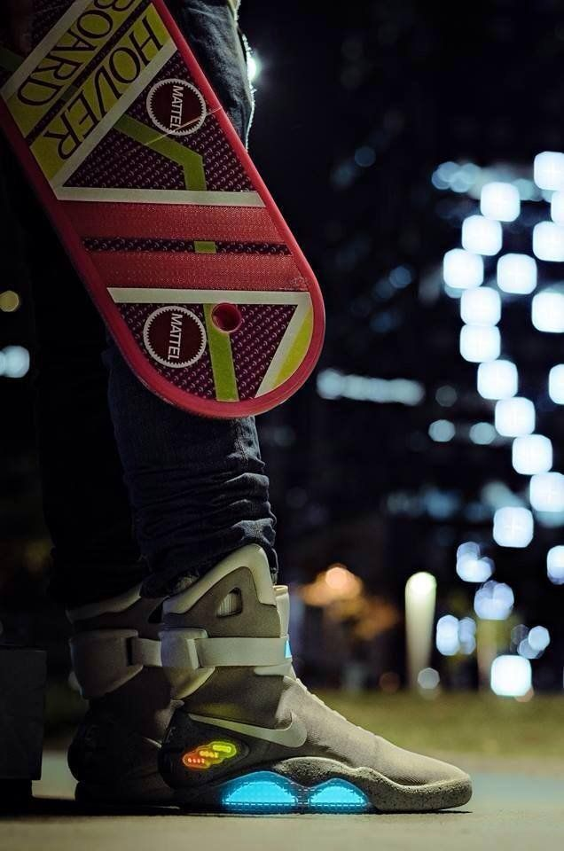 Nike Air Mag to Receive Power Laces in 2015