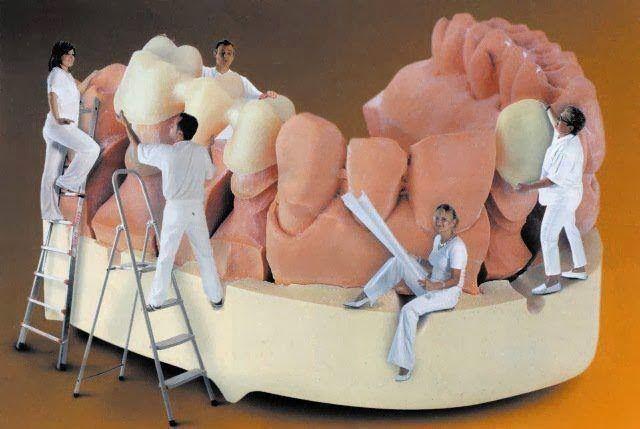 Πλάκα στα δόντια: Πώς θα απαλλαγείτε           -            Η ΔΙΑΔΡΟΜΗ ®