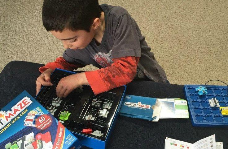 Les jeux de logique et déduction sont idéaux pour les enfants en pleine croissance intellectuelle. Ils sont nombreux, variés et s'adressent à tous les âges.