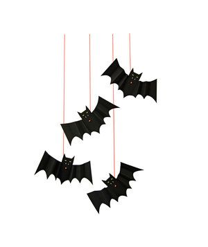 Affix a few of these flying figures from the ceiling in your entryway to create extra spook as your guests walk in the door.