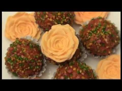 Ladoo - Learn To Bake - Indian Sweetmeats