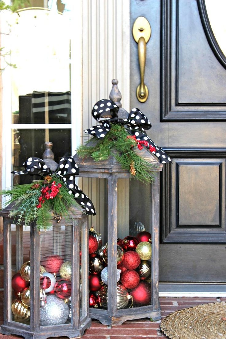 Originelle Weihnachtsdekoration Ideen Christmas Lanterns