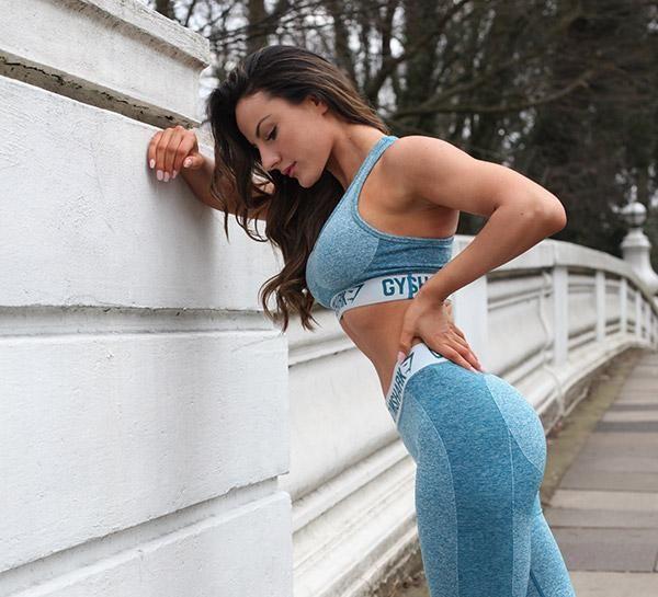 Gymshark Central Female Fitness Instagram Fitness Instagram Accounts Fitness Instagram